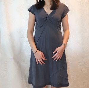 Short Sleeve Rouched Dress | Athleta